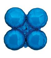 "30"" Magic Arch Large Balloon Metallic Blue"