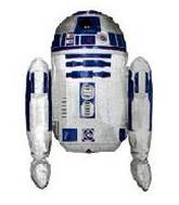 38&#39&#39 Star Wars R2-D2 Airwalker