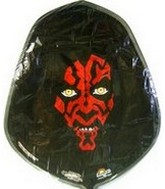 "14"" Airfill Darth Maul Head Shape M612"