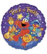 18&#39&#39 Sesame St. Trick Or Treat