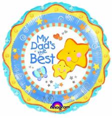 Father's Day Mylar Balloon