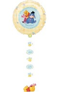 "24"" Winnie the Pooh Baby Drop-a-Line"