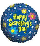 "4"" Airfill Secretary&#39s Day Blues M171"