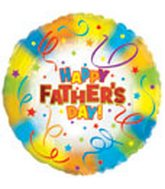 Father's Day Mylar Balloons