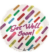 "31"" Get Well Bandaid (B47)"