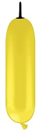 321Q Bee Body Balloons Yellow 100 count