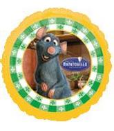 18'' Ratatouille Damaaged Print