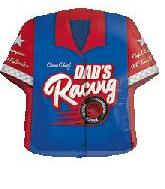 24&#39&#39 Dad&#39s Racing Shirt