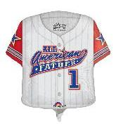 "12"" Airfill All American Father Shirt"