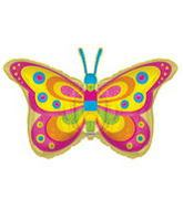 "36"" Spring Butterfly Shape"