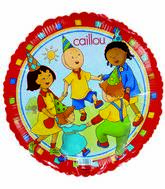 "18"" Caillou & Friends Party Playing"