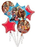 Bouquet Bakugan Birthday
