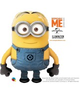 "28"" Shape Packaged Minion Pull Along"