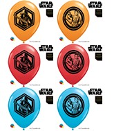 "12"" 6 Count Special Assorted Star Wars"