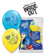 "12"" 6 Count Special Assorted Disney Pixar Inside Out"
