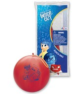 "14"" 1 Count Punch Ball Disney Pixar Inside Out"