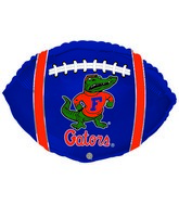 "21"" University of Florida Gators (UF) Collegiate Football"