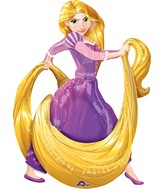 "51"" Airwalker Rapunzel Balloon"