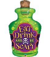 "40"" Drink And Be Scary"