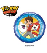 "18"" Packaged Yo-Kai Watch"