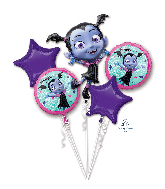 Vampirina Bouquet Foil Balloon