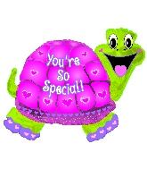 "14"" Airfill You're Special Turtle M923"