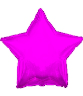 "9"" Airfill CTI Hot Pink Star M138"