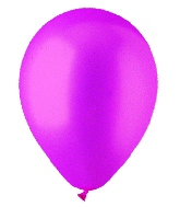 "12"" Pearl Magenta Latex (100 Per Bag)"