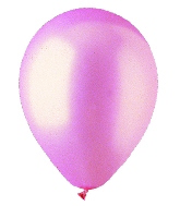 "12"" Pearl Pink Latex (100 Per Bag)"