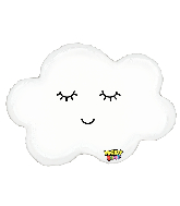 "30"" Mighty Bright® Balloon Shape Mighty Sleepy Cloud"