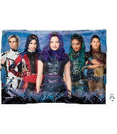 "18"" Descendants 3 Foil Balloon"