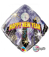"18"" New Year Party Countdown Balloon"