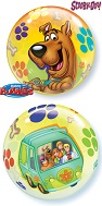 "22"" Scooby-Doo Mystery Machine Bubble Balloons"