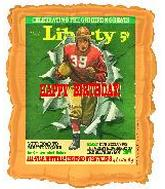 "23"" Liberty Happy Birthday Football Hero"