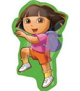"28"" Dora the Explorer Mylar Balloon"