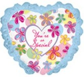 "35"" You're So Special Flowers & Dots Packaged"