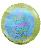 "9"" Airfill Only Balloon For Baby"