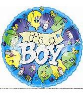 18&#39&#39 It&#39s A Boy Balloons