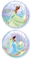 "22"" The Princess And The Frog Bubble Balloons"