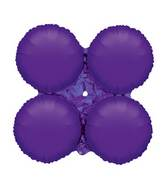 "30"" Magic Arch Large Balloon Metallic Purple"