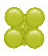 "30"" Magic Arch Large Balloon Lime Green"
