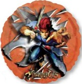 "18"" ThunderCats Mylar Balloon"