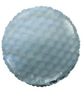 "9"" Airfill Golf Ball Balloon"
