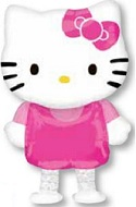 "24"" Hello Kitty AWK Balloon Buddies"