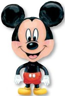 "30"" Mickey Mouse Big Head AirWalker"