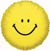 "2"" Airfill Only Smiley Face Scatterback"