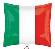 "21"" Italy Flag Balloon"
