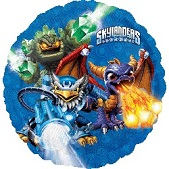 "18"" Skylanders Group Mylar Balloon"