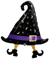 "36"" Giant Witch's Hat"