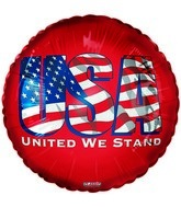"18"" USA United We Stand Flag"